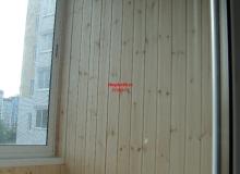 Обшивка, рама, шкафы на балкон